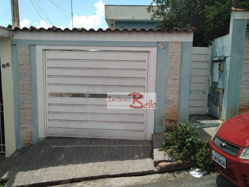 Casa Com 3 Dormitórios À Venda, 129 M² Por R$ 380.000,00 - Jardim Tereza - Itatiba/sp - Ca1508