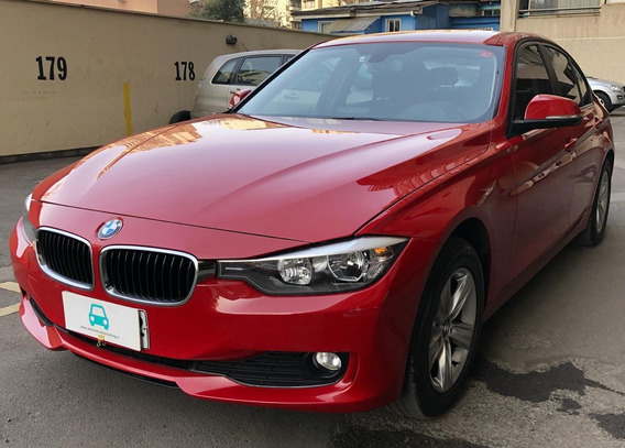 Bmw 316 Ia 1.6 2013 Tiptronic