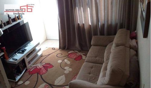 Imagem 1 de 10 de Sobrado Com 2 Dormitórios À Venda, 80 M² Por R$ 249.000,00 - Jardim Jaraguá - São Paulo/sp - So1254