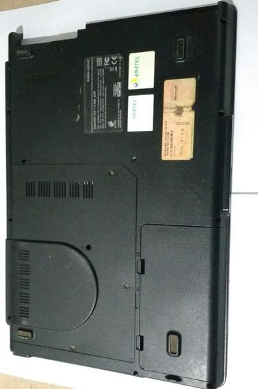 Carcaça Notebook Inferior Ibyte Active 3