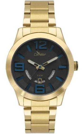 Relógio Condor Masculino Ref: Co2115ktw/4p
