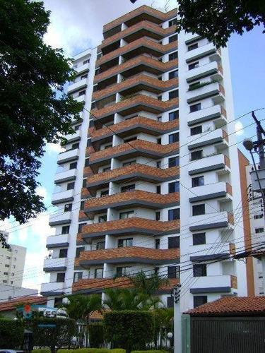 Apartamento Com 3 Dormitórios À Venda, 92 M² Por R$ 755.000,00 - Vila Mascote - São Paulo/sp - Ap15824