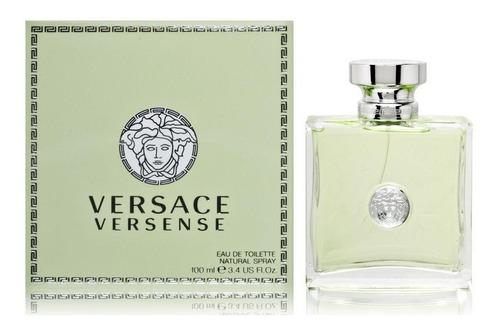 Imagen 1 de 1 de Versense Dama Versace 100 Ml Edt Spray