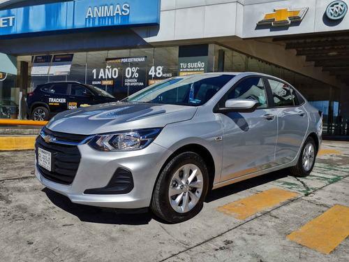 Chevrolet Onix 2021 4p Lt L3/1.0/t Aut (d)