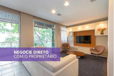 Apartamento Incrível Em Ipanema Para Locação - Ap0323