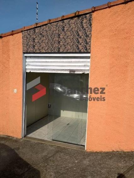 Salão Comercial No Jardim Santa Tereza - Ml11790285