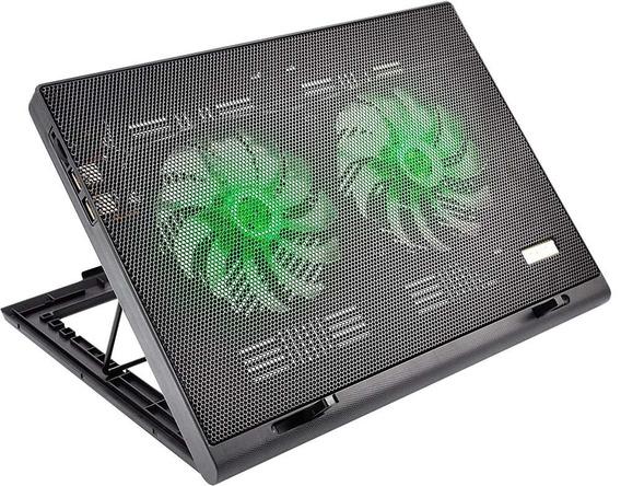 Base Cooler Notebook Laptop Computador Multilaser Warrior