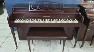 Piano Americano Usado Cable Nelson Color Caoba