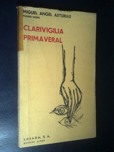 Clarivigilia Primaveral Asturias, Miguel Angel