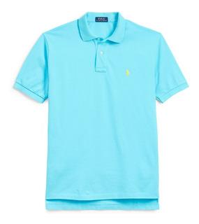 Camisa Polo Ralph Lauren Tamanho Ggg Xxl Original Custom Fit