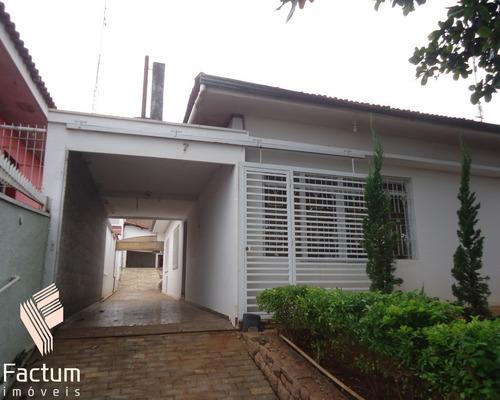 Casa Para Venda Chácara Machadinho I, Americana - Ca00090 - 32138912