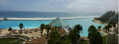 Departamento San Alfonso Del Mar, Faro 702 Frente Piramide.