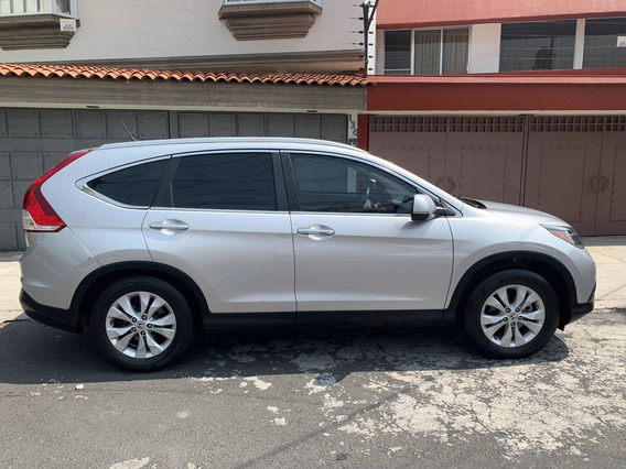 Honda Cr-v 2.4 Exl Mt 2013 Blindada