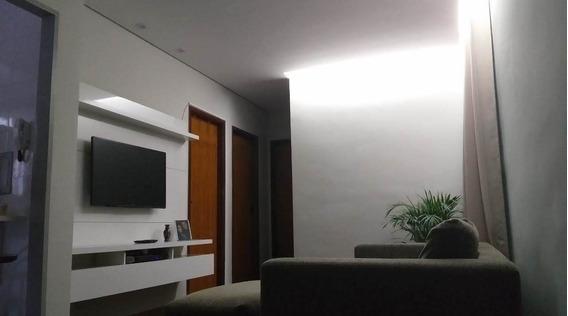 Apartamento Com 3 Quartos Para Comprar No Santa Mônica Em Belo Horizonte/mg - 1904