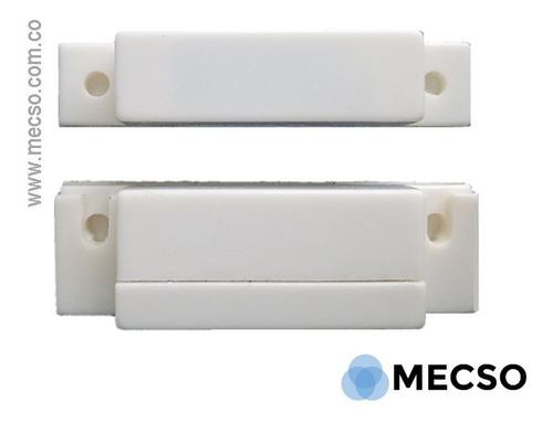 Sensor Magnetico  Puertas Y Ventanas (alámbrico)