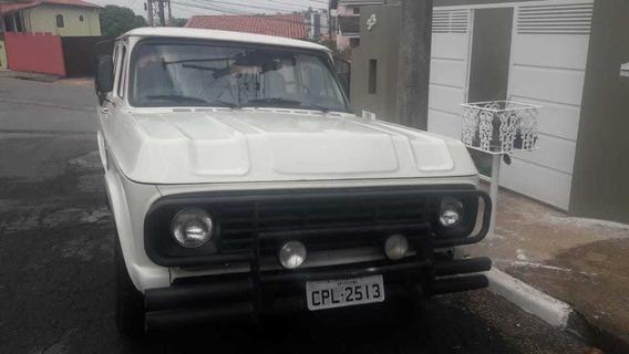 Caminhonetes Chevrolet D-10 1982
