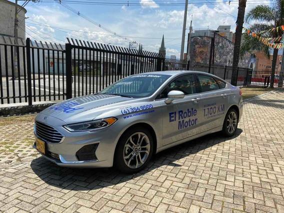 Ford Fusion Sel Hybrid