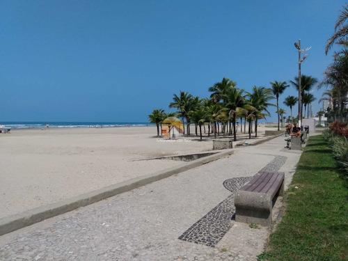 Imagem 1 de 14 de Apartamento Com 1 Dorm, Aviação, Praia Grande - R$ 175 Mil, Cod: 6265 - V6265