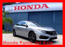 Regent Club Honda Civic 2017 !!! Entrega Inmediata !!!
