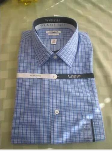Camisa Para Hombre Marca Van Heusen Talla L Importadod Usa