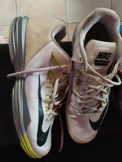 Zapatillas Nike adidas Y Babolat Talle 42-43