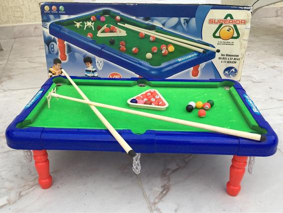 Juego De Pool Infantil