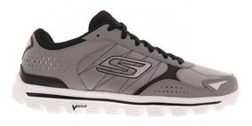 Tênis Masculino Skechers Gowalk Flash Dna 53961 Original+nf