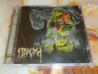 Fibroma - Fibroma (death Metal) - Cd Nuevo Cerrado