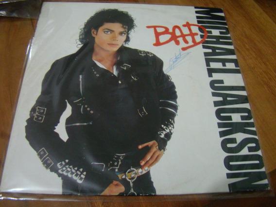 Lp Michael Jackson , Bad