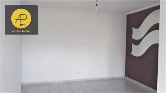 Apartamento Com 3 Dormitórios À Venda, 72 M² - Parque Santana - Mogi Das Cruzes/sp - Ap0221