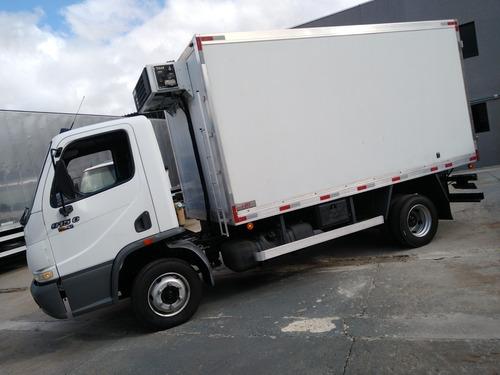 Mb 915 Refrigerado 2011 Vuc Aceito Troca Caminhão Vw Iveco