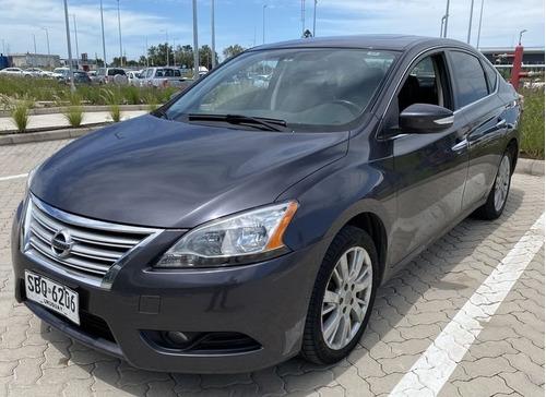 Nissan Sentra Advance Cvt 1.8 2013
