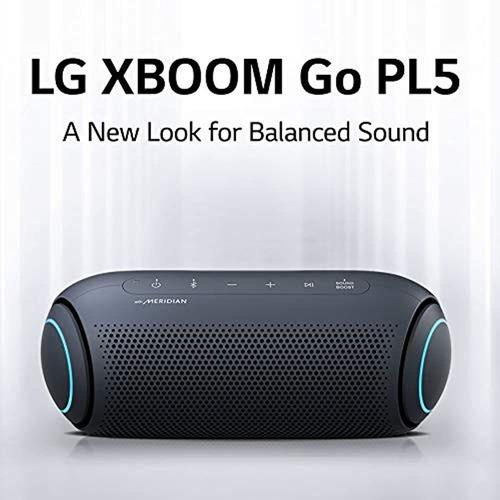 Imagen 1 de 5 de LG Pl5 Xboom Go Altavoz Inalambrico Bluetooth Para Fiestas