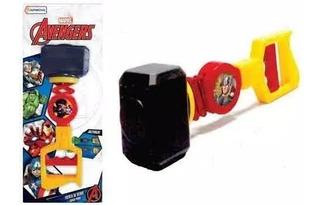 Thor Lanza Puño Marvel Disfraz Avengers Tv Vav03431 Bigshop