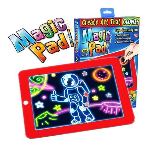 Pizarra Mágica ( Magic Pad)  + Plumones+ Plantillas