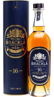 Whisky Royal Brackla 16 Años Single Malt Escoces