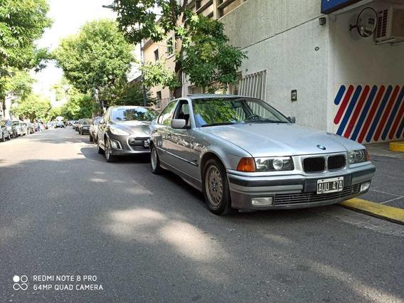 Bmw Serie 3 2.5 325i Sedan