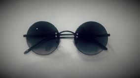 01143f9b5 Oculos De Sol Redondo, Beatles, John Lennon, Ozzy Osbourne - Óculos ...