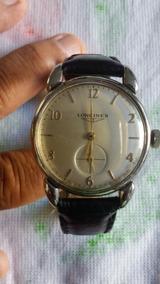 Relógio De Pulso Longines Patas De Carangueijo