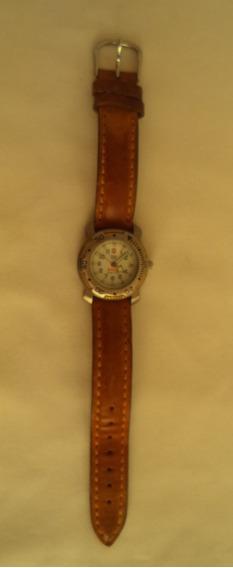 Relógio Pulso Victorinox Mod. Swiss Army - Pulseira Couro