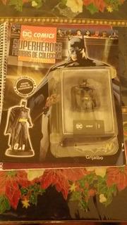 Figura De Colección Batman De Grijalbo