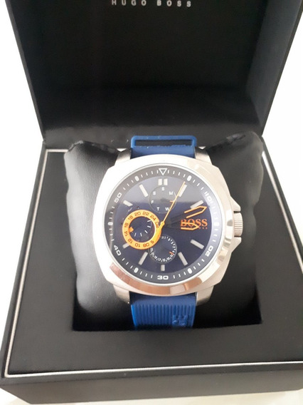 Relógio Hugo Boss Orange Original Masculino Produto Usado