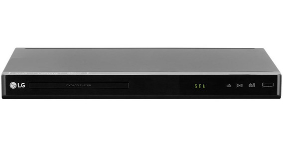 Dvd Lg Dp542h Multiregión, Hdmi, Progresivo 1080p