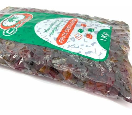 Fruta Cristalizada Kilo