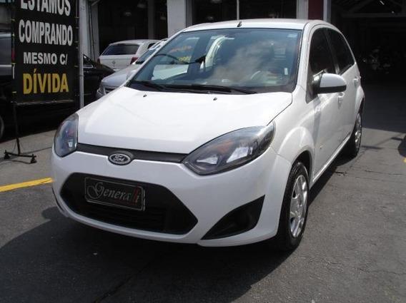 Ford Fiesta 1.0 Flex Se Plus Flex 4p 2014 Completo Novissimo