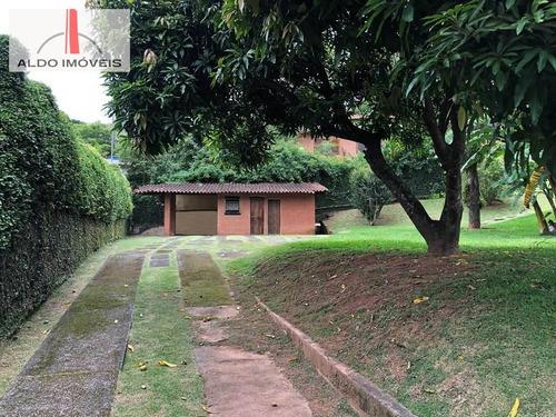Imagem 1 de 5 de Casa À Venda No Bairro Vila De São Fernando - Cotia/sp - 201