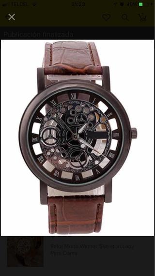 Reloj De Cuarzo Con Envío Incluido
