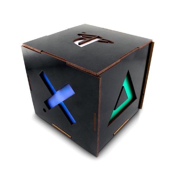 Luminária Cubo Playstation