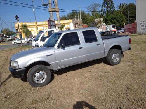 Ford Ranger 2.5 Xl Dc 4x2 2000