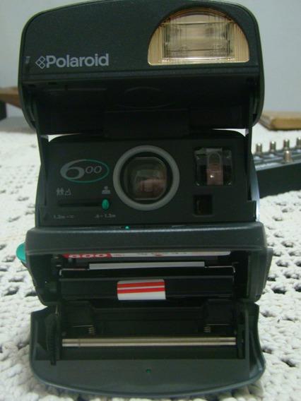 Camera Fotográfica Polaroid 600 Conf. Descrição